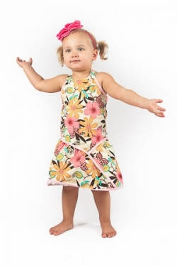 vintage kid charm halter neck dress.jpg